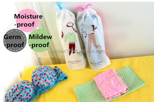 Wholesale PVC Socks/Bras/Underwear Organizer Bag Towel Storage Bag
