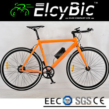 2015 ELON new style electric bicycle with high speed(E-CB01B )