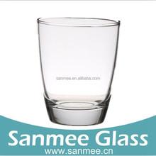 High White Machine Blow Transparen Wine Glass Cups