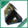 MATT LAMINATION RECYCLED MATERIAL SUSHI BOX WITH PVC WINDOW