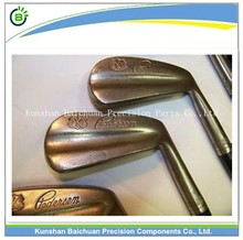 Custom golf irons set /golf clubs can customize logo
