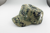 Terylene/Cotton Military cap, Army Blending Twill hat , Ripstop Italy Camo Hats