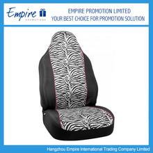 Good Quality Wholesale Zebra Print Car Seat Covers