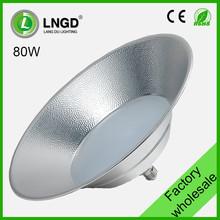 Low cost led warehouse garage 80w led light