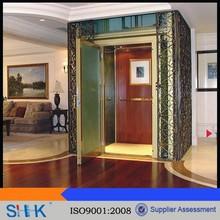 china residential elevator price
