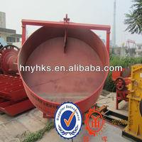 organic fertilizer processing machinery