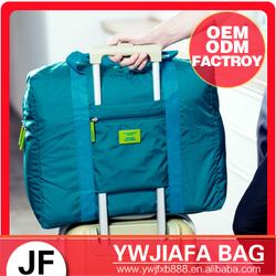 Fashion Unisex Travel Luggage Bags Waterproof Nylon Folding Storage Bag
