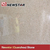 Newstar yellow granite stone sheet