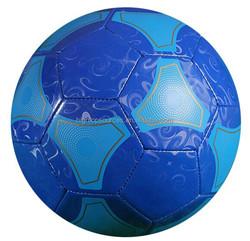 size 5 Machine stitched PVC soccer ball football ball