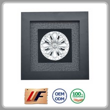 Direct Factory Price Top Quality Hotel Wallart Newest Model Wall Shadow Art 3D Box Frames