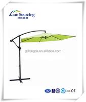2015 New design colorful luxury garden beach banana umbrella