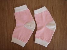 footcare nightcare spa gel heel socks one size fit all
