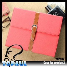 Luxury Genuine Drop Proof for apple ipad air leather case