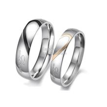 China JAJ factory hot sale high quality fashion mexican wedding rings