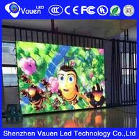 ShenZhen vauen led display factory P3,P4,P5,P6,P7.62 indoor and P6,P6.66,P8,P10,P12.5,P13.33,P16 outdoor full color led display