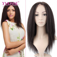 Fashion brazilian lace front wig for black women
