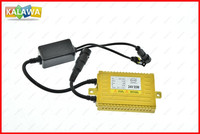 One Piece 24V 55W Golden Colour HID Ballast, Special for Trucks, busesand ships Free Shipping R5--HID-ballast-24V