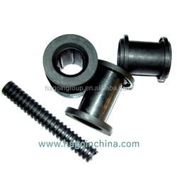Custom Eco-friendly Molded Rubber suspension Parts