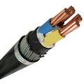 Xlpe cable aislado de alimentación/0.6/1kv cu/conductor al