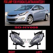 MACAR'S FOG LIGHT/FOG LAMP FOR HYUNDAI ELANTRA/AVANTE 2011