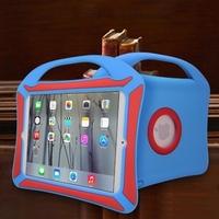 Hard PC 3D image protective case for ipad mini, case for ipad mini 1/2/3