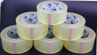 China supplier BOPP packing tape, adhesive packing tape, super clear adhesive packing tape