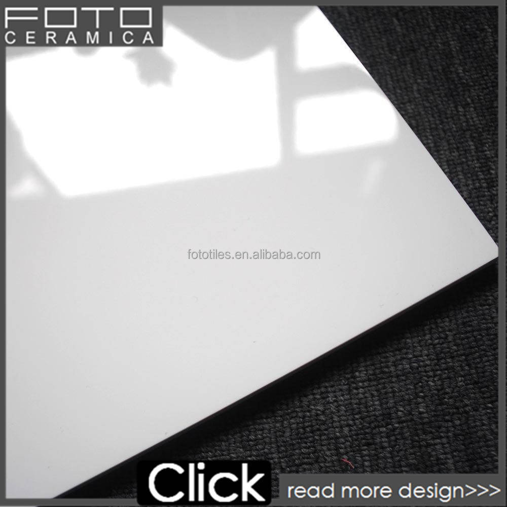 Küchentisch 60 X 60: Super Branco Brilhante Polido Porcellanato 60x60-Telhas-ID