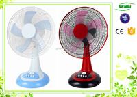 high rpm dc table fan solar inverter table fan 16 inch dc desk fan with timer