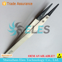 High precision Stainless tweezers
