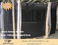Golden Black Galaxy Granite