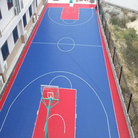 excellent performance basketball court flooring indoor and outdoor