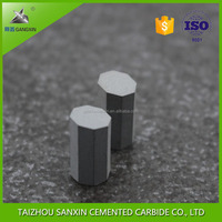 Tungsten carbide octagonal/octangon inserts brazed in drill bits for coaling,milling/rocking tungsten carbide octagon inserts