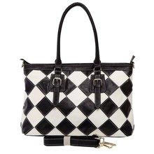2015 Best Promotion Genuine Leather women bag Messenger Handbag