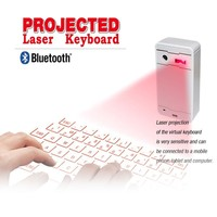 Bluetooth projection laser virtual keyboard new for smartphone & Tablets