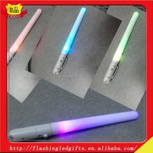 Factory Direct Price Promotional Item led pen mode stick wholesale light up stick waterproof led lighting stick