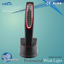 multifunctional with hidden hook utility led working lamp