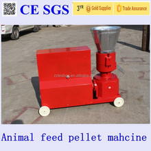 2015 Nigeria Popular Farm Use Small Animal Poultry Feeds Mills with CE