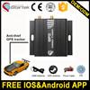 Free gps tracking platform mini sms gps tracker car