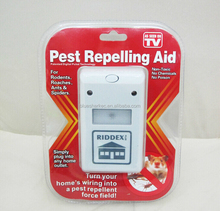 Factory price cheap ultrasonic pest mosquito repellent