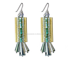 Fashionable party jewelry earrings wholesale good quality vietnam jewelry earrings 2015