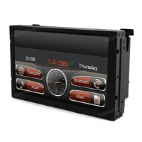 car gps navigation for Nissan Qashqai 2011, car multimedia player with bluetooth/radio/ipod