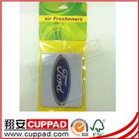 Cheap price china made die cutting machine perfume scent paper air fresheners,car fresheners