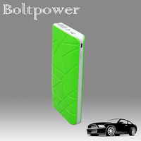 400A Peak Amps 8000mAh Portable Car Jump Starter 12v Lithium Battery Pack and Auto Battery Phone Power Bank