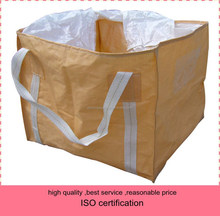competitive price 250kg firewood bulk comestic bags with pofessional supplier in China