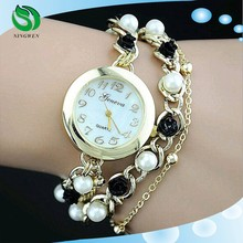 Vogue Watches Women Alloy Strap Hot Sell Bracelet Wrist Lady Watches