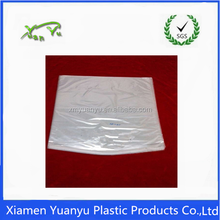 Promotion apparel use plastic garment bag for packaging clothes
