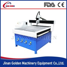 GT-1212 Mdf, plywood, wood cutting machine 1212 CNC router 4 axis with rotary