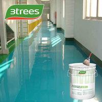 3TREES Epoxy Self-leveling Water-based Epoxy Floor Coating