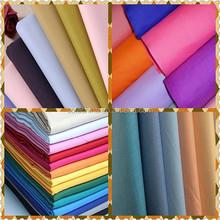"""100% cotton 40*40 133*72 57/58"""" plain fabric - Pure cotton poplin shirt fabric textile - 2015 HOT SALE FABRIC TEXTILE"""