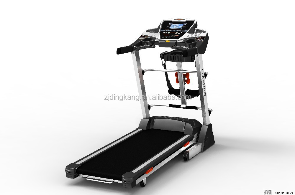 2015 Newly Fitness Treadmill Power Electric